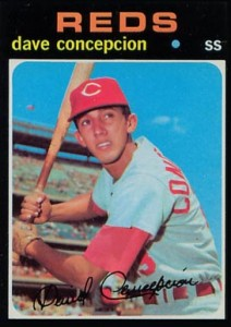 Dave Concepcion Cards, Rookie Cards and Autographed Memorabilia Guide 1