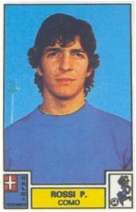 1975-76 Panini Calcio Paolo Rossi