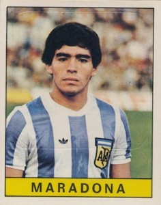 1979-80 Panini Calciatori Diego Maradona #312