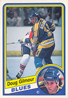 Doug Gilmour Cards, Rookie Card and Autographed Memorabilia Guide