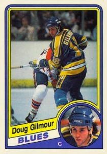 Doug Gilmour Cards, Rookie Card and Autographed Memorabilia Guide 1