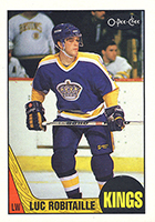 Luc Robitaille Cards, Rookie Cards and Autographed Memorabilia Guide
