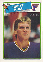 Brett Hull Cards, Rookie Cards and Autographed Memorabilia Guide