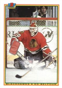 Ed Belfour Cards, Rookie Cards and Autographed Memorabilia Guide 1