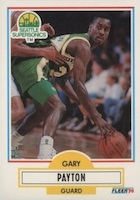 Gary Payton Rookie Cards and Autographed Memorabilia Guide