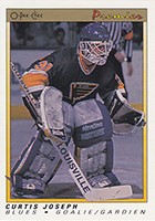 Curtis Joseph Cards, Rookie Cards and Autographed Memorabilia Guide