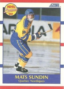 Mats Sundin Cards, Rookie Cards and Autographed Memorabilia Guide 3