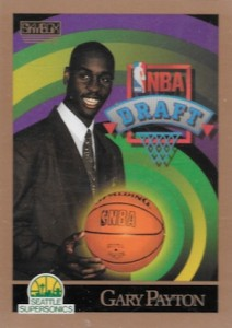 Gary Payton Rookie Cards and Autographed Memorabilia Guide 3