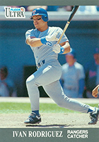 Ivan Rodriguez Cards, Rookie Cards and Autographed Memorabilia Guide