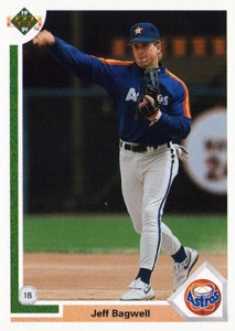 1991 Upper Deck Jeff Bagwell RC