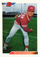 Trevor Hoffman Cards, Rookie Card and Autographed Memorabilia Guide