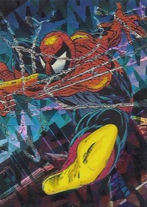 5 Amazing Spider-Man Trading Card Sets 2