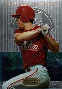 1995 Bowman's Best Scott Rolen RC