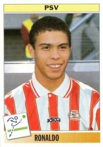 1995 Panini Voetbal 95 Ronaldo #78