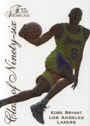 1996-97 Flair Showcase Basketball Cards 7