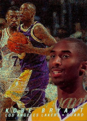 1996-97 Flair Showcase Basketball Row 0 Kobe Bryant