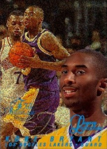 1996-97 Flair Showcase Basketball Row 0 Legacy Collection Kobe Bryant