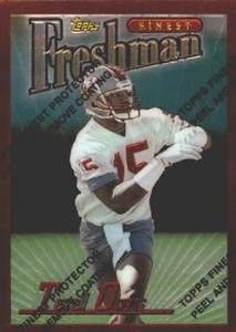 1996 Finest Terrell Owens RC