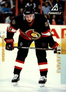 1997-98 Pinnacle Marian Hossa RC