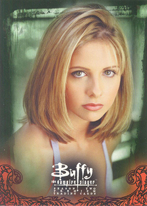 1999 Inkworks Buffy the Vampire Slayer Season 2 Trading Cards 26