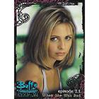 1999 Inkworks Buffy the Vampire Slayer Season 2 Trading Cards