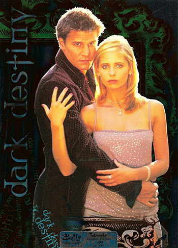 1999 Inkworks Buffy the Vampire Slayer Season 2 Trading Cards 22
