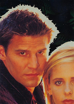 1999 Inkworks Buffy the Vampire Slayer Season 2 Trading Cards 24