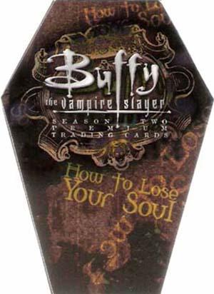 1999 Inkworks Buffy the Vampire Slayer Season 2 Trading Cards 26