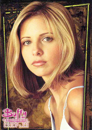 1999 Inkworks Buffy the Vampire Slayer Season 2 Trading Cards 27