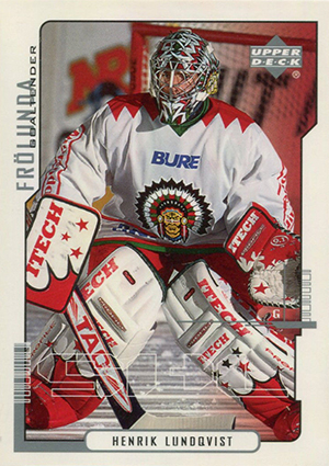 Henrik Lundqvist Rookie Card Guide 3