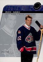 Rick Nash Cards, Rookie Cards and Autographed Memorabilia Guide