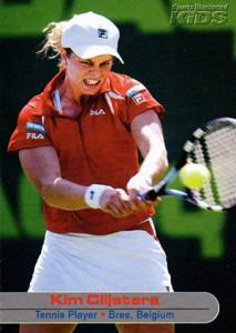 2003 SI for Kids Kim Clijsters