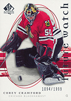 Corey Crawford Cards, Rookie Cards and Autographed Memorabilia Guide