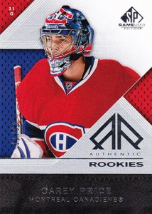 Carey Price Rookie Cards Checklist and Guide 6