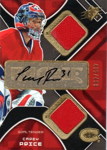 Carey Price Rookie Cards Checklist and Guide 7