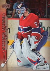 Carey Price Rookie Cards Checklist and Guide 9