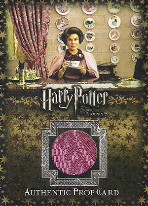 2007 Artbox Harry Potter and the Order of the Phoenix Trading Cards 23