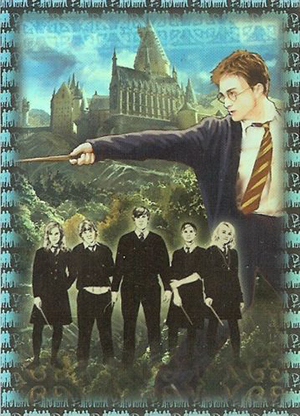2007 Artbox Harry Potter and the Order of the Phoenix Trading Cards 27
