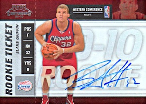 Top 10 Blake Griffin Rookie Cards 7