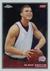 Top 10 Blake Griffin Rookie Cards 3