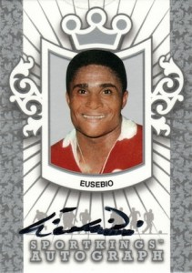 2010 Sportkings Series D Autographs Eusebio