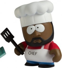 2011 Kidrobot South Park Vinyl Figures Chef