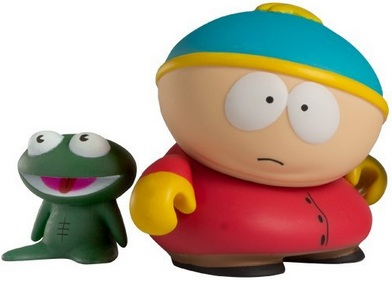 2011 Kidrobot South Park Vinyl Figures Eric Cartman