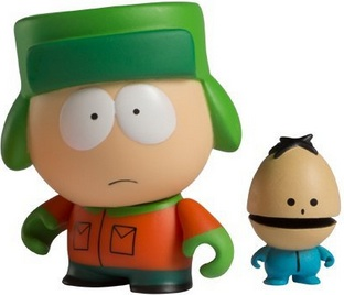 2011 Kidrobot X South Park Mini Vinyl Figures 24