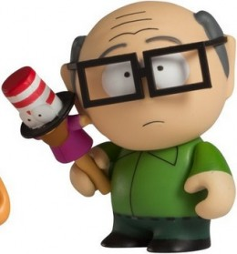 2011 Kidrobot South Park Vinyl Figures Mr. Garrison