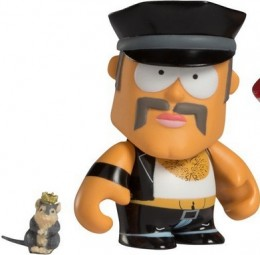 2011 Kidrobot South Park Vinyl Figures Mr. Slave
