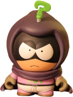 2011 Kidrobot South Park Mini Vinyl Figures Mysterion