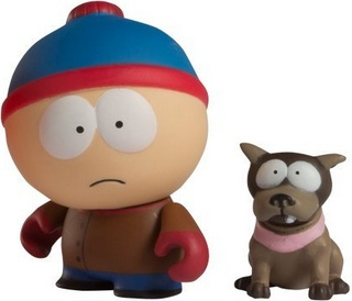 2011 Kidrobot South Park Vinyl Figures Stan Marsh