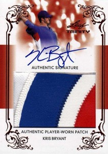 Top Kris Bryant Prospect Cards Available Now 11
