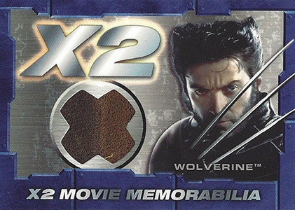 2003 Topps X2: X-Men United Trading Cards 3